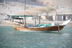 Fishing dhow Stock Photos