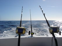 Fishing Dream Royalty Free Stock Photography