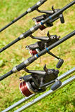 Fishing equipment Royalty Free Stock Photography