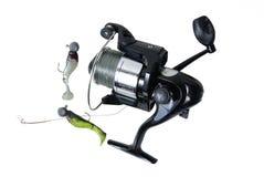 Fishing equipment Royalty Free Stock Photo