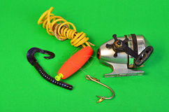 Fishing Equipment Stock Photos