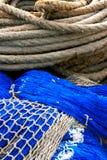 Fishing equipment, fish net Royalty Free Stock Photo