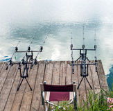 Fishing. Royalty Free Stock Images