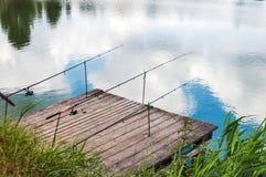 Fishing. Stock Photos