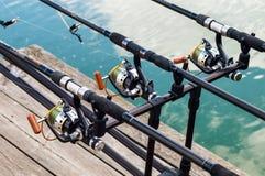Fishing. Royalty Free Stock Photography