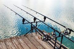 Fishing. Royalty Free Stock Photos