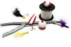 Fishing Essentials Royalty Free Stock Photo