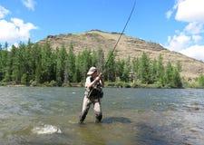 Fishing Stock Photography