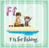 Fishing Royalty Free Stock Photos