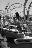 Fishing fleet Stock Photos