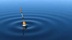 Fishing float Stock Photo