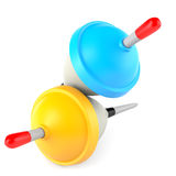 Fishing floats Royalty Free Stock Photography