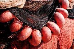Fishing floats Stock Photo