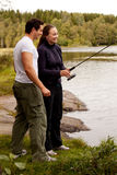 Fishing Fun Stock Images