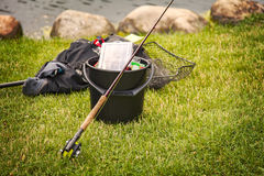 Fishing gear Stock Image
