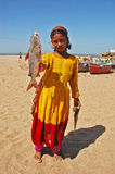 Fishing in Gujarat Stock Photos