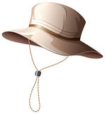Fishing hat Royalty Free Stock Photo