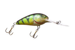 Fishing hook bait wobbler Stock Photography
