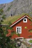 Fishing hut Stock Photos