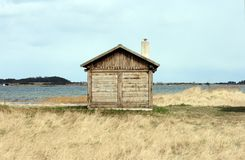 Fishing hut Royalty Free Stock Photography