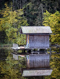 Fishing hut Royalty Free Stock Photos