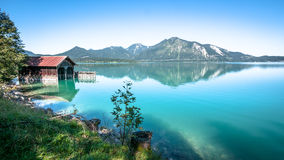 Fishing hut Royalty Free Stock Image