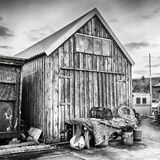 The fishing industry royalty free stock images