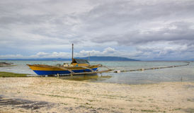 Fishing Industry in the Philippines Royalty Free Stock Photography