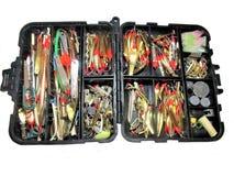 Fishing karopka royalty free stock image