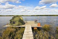 Fishing Lake Stock Images