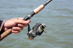 Fishing line Stock Photography
