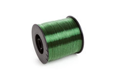 Fishing Line roll Royalty Free Stock Photography