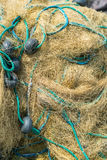 Fishing Lines Fishnets Royalty Free Stock Photos