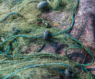 Fishing Lines Fishnets Royalty Free Stock Photo