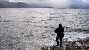 Fishing on Lofoten Royalty Free Stock Photos