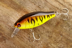 Fishing lure Royalty Free Stock Image
