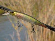 Fishing lure Royalty Free Stock Photos