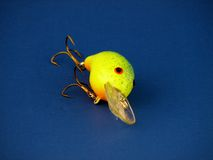 Fishing Lure. Bass Royalty Free Stock Photo