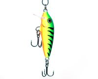 Fishing Lure Royalty Free Stock Photos