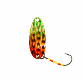 Fishing lure over white. High resolution photo Stock Photography