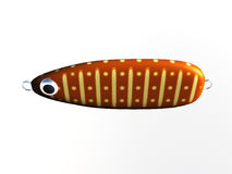 Fishing lure Royalty Free Stock Photography
