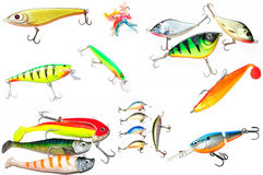 Fishing Lure (Wobbler) Stock Photography