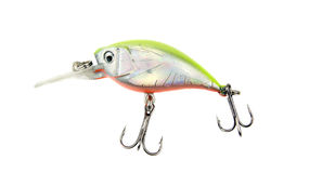 Fishing Lure (Wobbler) Stock Photos