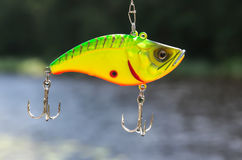 Fishing lure Stock Photos