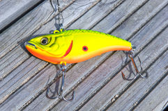 Fishing lure Stock Images