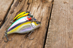 Free Fishing Lures Royalty Free Stock Images - 19516729