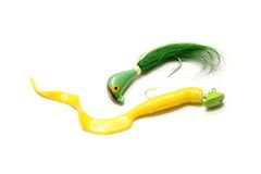 Free Fishing Lures Stock Photo - 8515890