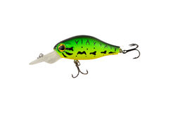 Fishing lures. Royalty Free Stock Images