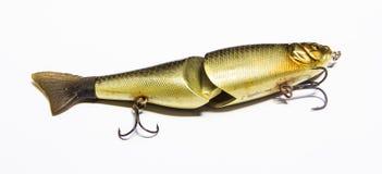 Fishing lures Royalty Free Stock Photo