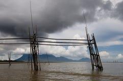 Fishing - Malaysia Stock Image